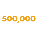 500K windows a year repaired by our products