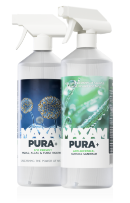 Pura Plus Mould Treatment for Housing Associations Landlords and Property Maintenance